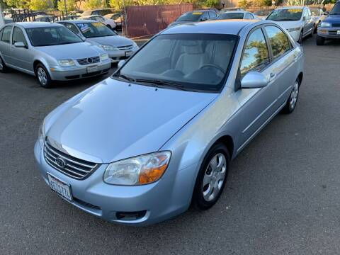 2008 Kia Spectra for sale at C. H. Auto Sales in Citrus Heights CA