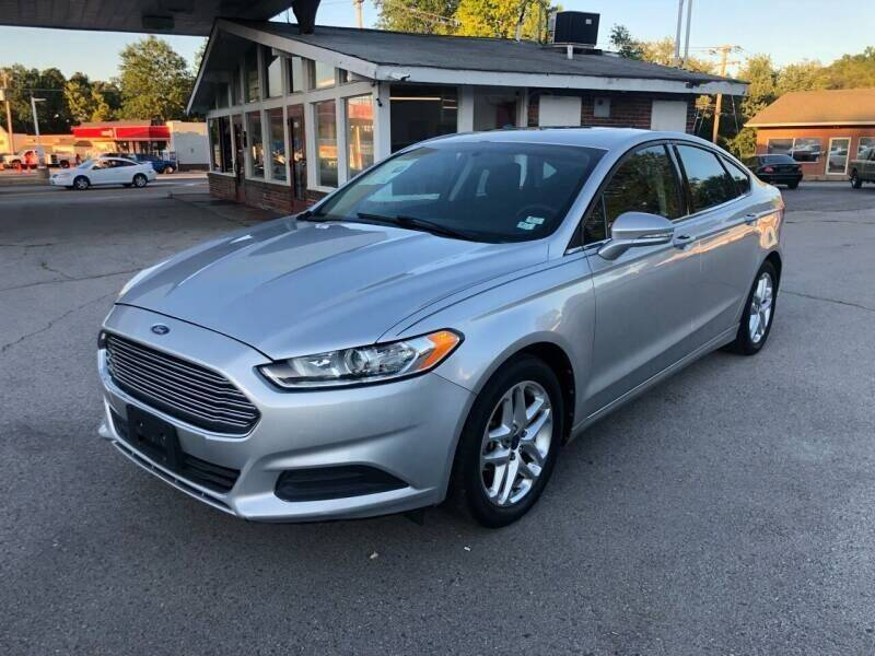 2013 Ford Fusion for sale at Auto Target in O'Fallon MO