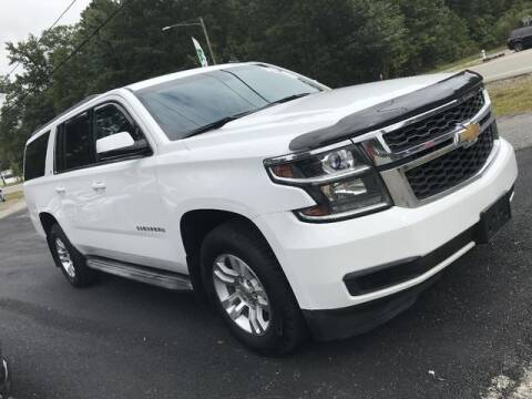 2015 Chevrolet Suburban for sale at Star Auto Sales in Richmond VA