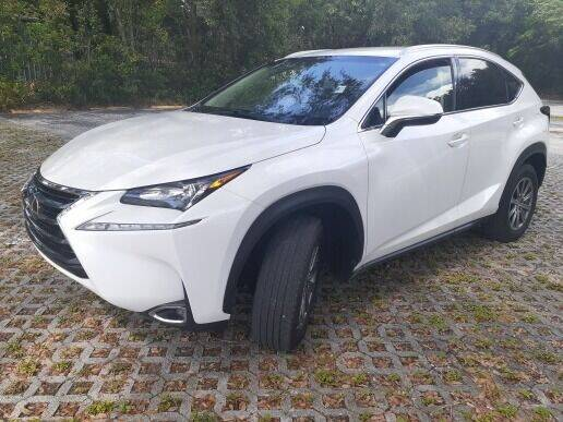 2016 Lexus NX 200t for sale at Royal Auto Mart in Tampa FL