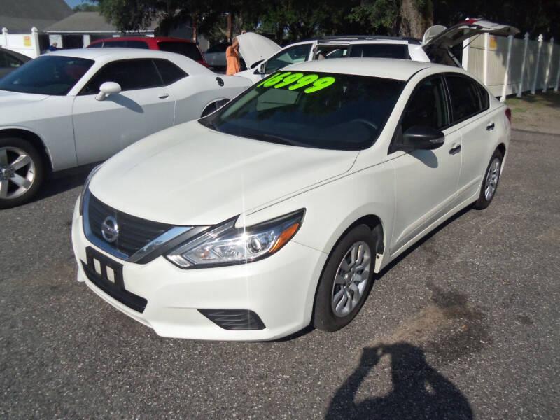 2016 Nissan Altima for sale at ORANGE PARK AUTO in Jacksonville FL