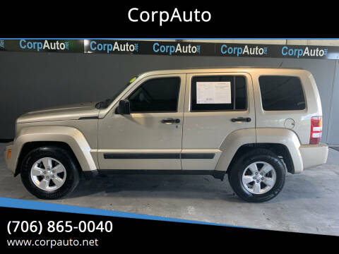 2011 Jeep Liberty for sale at CorpAuto in Cleveland GA