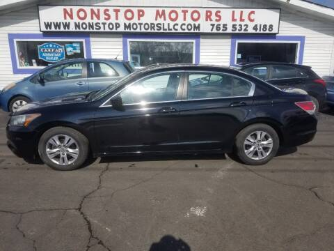 2012 Honda Accord for sale at Nonstop Motors in Indianapolis IN