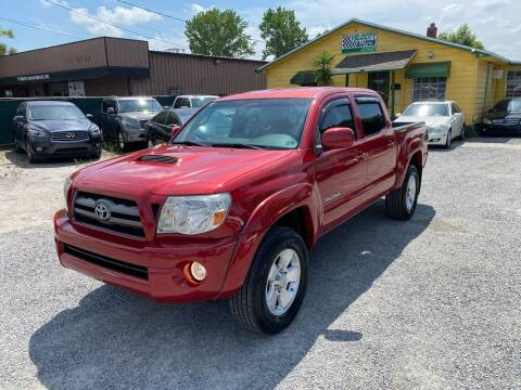 2010 Toyota Tacoma for sale at Velocity Autos in Winter Park FL