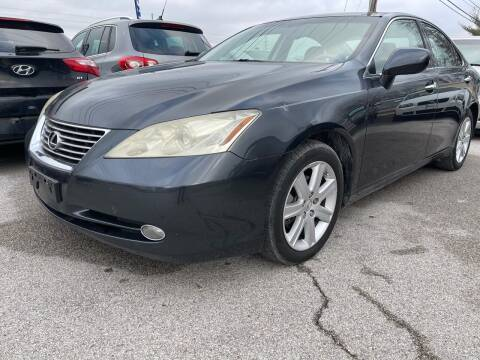 2007 Lexus ES 350 for sale at STL Automotive Group in O'Fallon MO