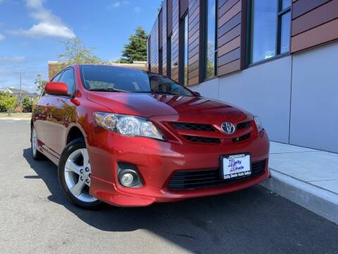 2013 Toyota Corolla for sale at DAILY DEALS AUTO SALES in Seattle WA