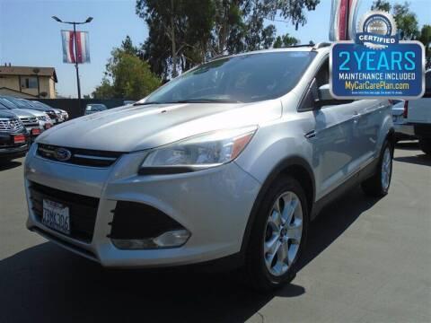 2013 Ford Escape for sale at Centre City Motors in Escondido CA