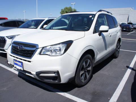 2017 Subaru Forester for sale at CarFinancer.com in Peoria AZ