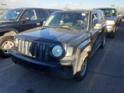 2008 Jeep Patriot for sale at Main Street Motors in Rapid City SD