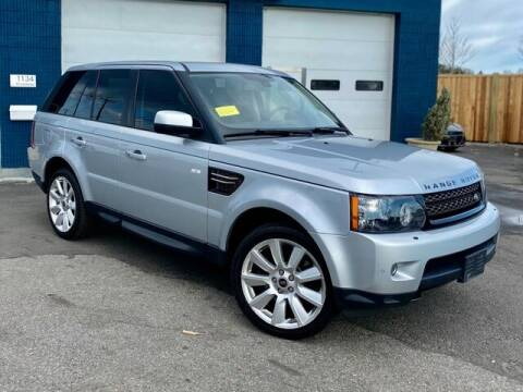 2013 Land Rover Range Rover Sport for sale at Saugus Auto Mall in Saugus MA