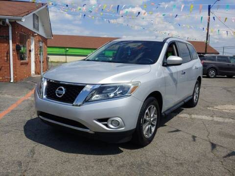 2013 Nissan Pathfinder for sale at L&M Auto Import in Gastonia NC