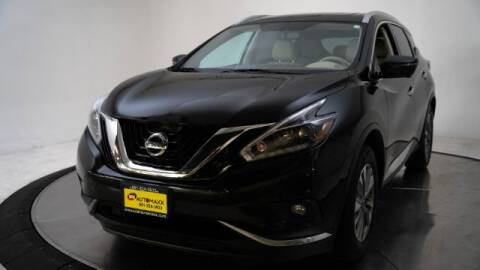 2018 Nissan Murano for sale at AUTOMAXX MAIN in Orem UT