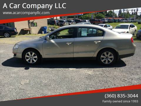 2006 Volkswagen Passat for sale at A Car Company LLC in Washougal WA