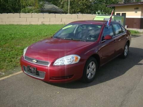 2007 Chevrolet Impala for sale at MOTORAMA INC in Detroit MI