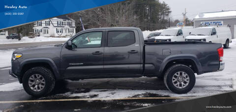 2016 Toyota Tacoma for sale at Healey Auto in Rochester NH