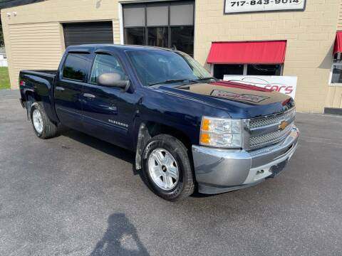 2012 Chevrolet Silverado 1500 for sale at I-Deal Cars LLC in York PA