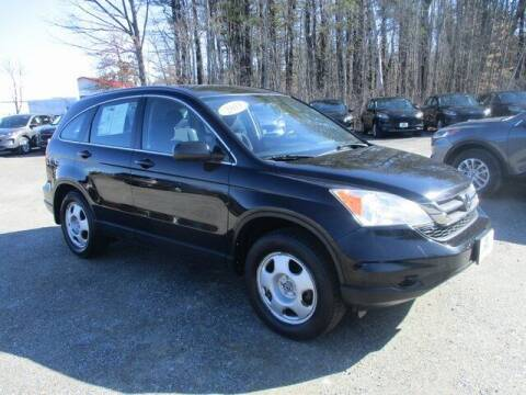 2011 Honda CR-V for sale at MC FARLAND FORD in Exeter NH