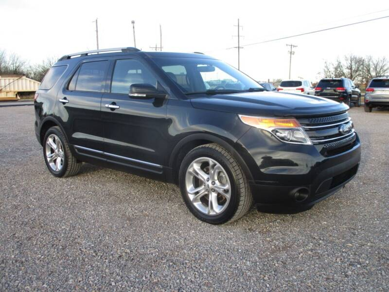 2014 Ford Explorer for sale at LK Auto Remarketing in Moore OK