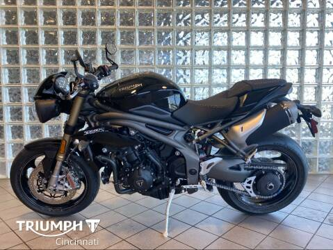 2019 Triumph Speed Triple for sale at TRIUMPH CINCINNATI in Cincinnati OH