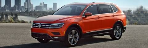 2021 Volkswagen Tiguan for sale at XS Leasing in Brooklyn NY