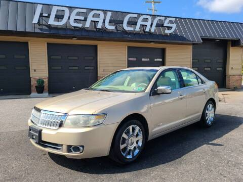 2008 Lincoln MKZ for sale at I-Deal Cars in Harrisburg PA