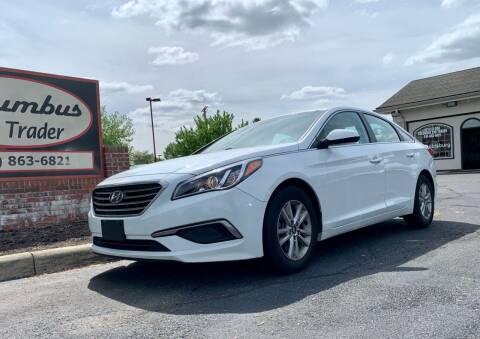 2016 Hyundai Sonata for sale at Columbus Car Trader in Reynoldsburg OH