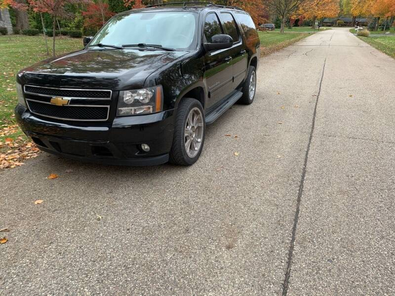 2014 Chevrolet Suburban for sale at Car Now LLC in Madison Heights MI