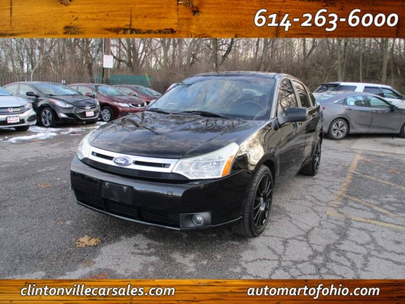 2009 Ford Focus for sale at Clintonville Car Sales - AutoMart of Ohio in Columbus OH