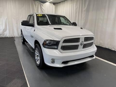 2017 RAM Ram Pickup 1500 for sale at Monster Motors in Michigan Center MI