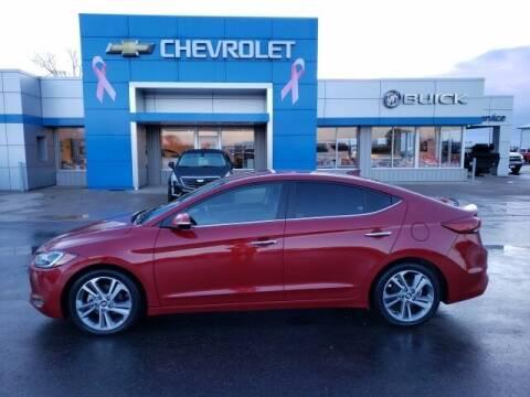 2017 Hyundai Elantra for sale at Finley Motors in Finley ND