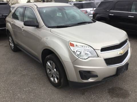 2013 Chevrolet Equinox for sale at eAutoDiscount in Buffalo NY