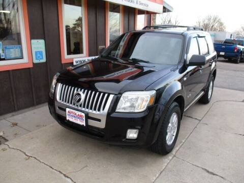 2008 Mercury Mariner for sale at Autoland in Cedar Rapids IA