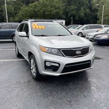 2012 Kia Sorento for sale at Auto Bella Inc. in Clayton NC