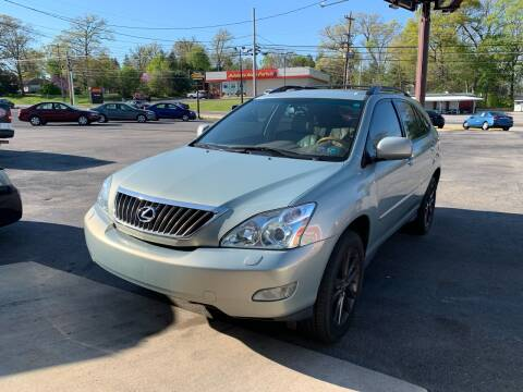 2008 Lexus RX 350 for sale at Credit Connection Auto Sales Dover in Dover PA