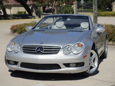 2003 Mercedes-Benz SL-Class for sale at Ritz Auto Group in Dallas TX