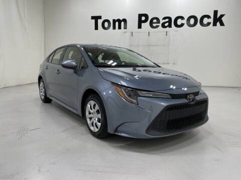 2020 Toyota Corolla for sale at Tom Peacock Nissan (i45used.com) in Houston TX