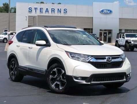 2017 Honda CR-V for sale at Stearns Ford in Burlington NC