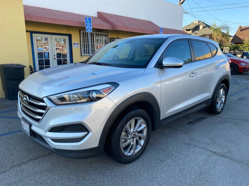 2017 Hyundai Tucson for sale at Auto Ave in Los Angeles CA