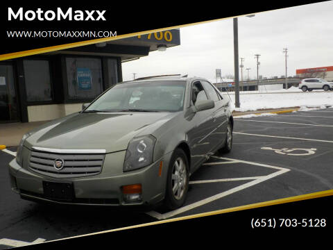 2005 Cadillac CTS for sale at MotoMaxx in Spring Lake Park MN