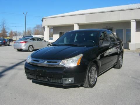 2011 Ford Focus for sale at Premier Motor Co in Springdale AR