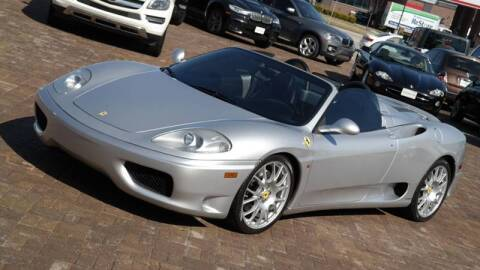 2002 Ferrari 360 Spider for sale at Cars-KC LLC in Overland Park KS