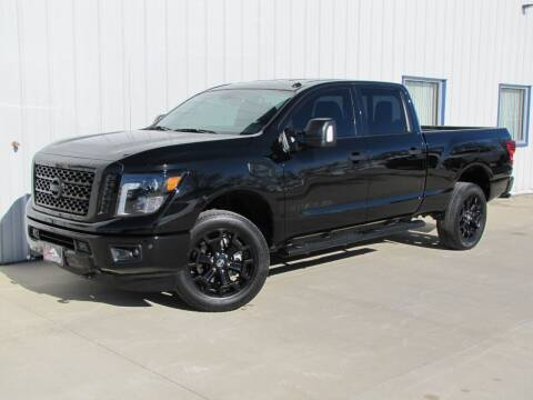 2019 Nissan Titan XD for sale at Lyman Auto in Griswold IA
