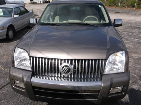 2006 Mercury Mountaineer for sale at M & N CARRAL in Osceola IN