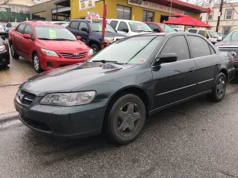 1998 Honda Accord for sale at White River Auto Sales in New Rochelle NY