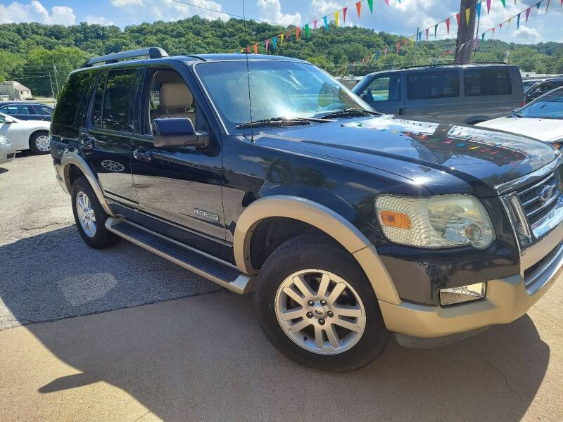 2006 Ford Explorer for sale at BBC Motors INC in Fenton MO
