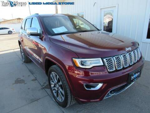 2017 Jeep Grand Cherokee for sale at TWIN RIVERS CHRYSLER JEEP DODGE RAM in Beatrice NE