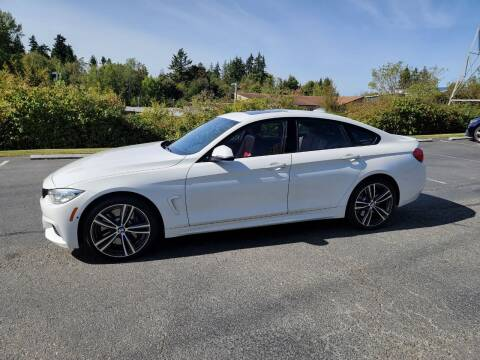 2017 BMW 4 Series for sale at Painlessautos.com in Bellevue WA