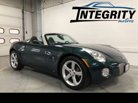 2008 Pontiac Solstice for sale at Integrity Motors, Inc. in Fond Du Lac WI