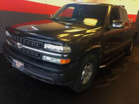 2001 Chevrolet Silverado 1500 for sale at D & J AUTO EXCHANGE in Columbus IN