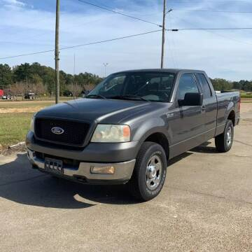 2004 Ford F-150 for sale at CARZ4YOU.com in Robertsdale AL